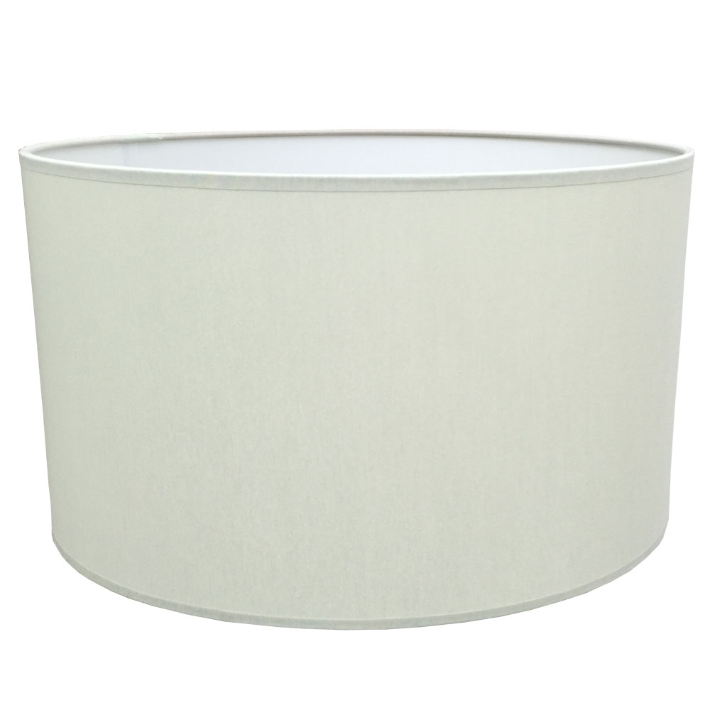 Drum Table Lampshade Sage
